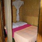 Chambre avec ventilateur