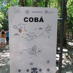 Entrance to Coba