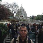 Visão geral da Sacré-Coeur