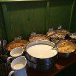 More breakfast offerings