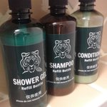 Shampoo...