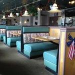 Interior Photo New Britain Diner