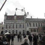 Burg en Stadhuis van Brugge