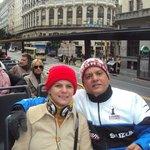 Nós no Buenos Aires Bus