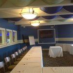Blue Stone Bistro conference/reception room