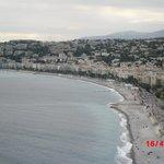 Bird View Of The Beach