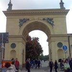 Hofgarten Arch