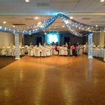 Quinceanera in the Grand Ballroom