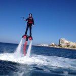 fly board malta