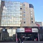 hotel Mercure Gare de Lyon