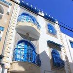 balconadas azules