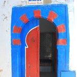 Tipica puerta