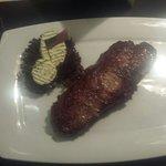 Mein New York Steak der Hammer