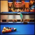 Billiards & Ping Pong