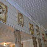 Les décorations murales