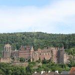 Heidelberg's castle