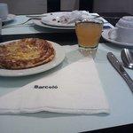 Breakfast at Barcelo