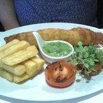 Fish & Chips at Savoro