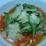 Spinach & Ricotta Ravioli at Savoro