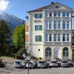 Parkhotel Luisenbad - Außenansicht