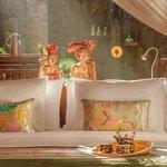 Interiors sleeping suites