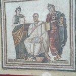 Poeta Virgilio e le sue muse.