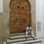 Porta tipica tunisina