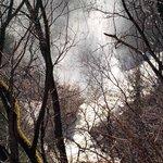 Mist from Chute Kabir Kouba