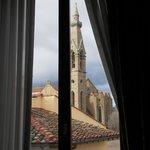Вид из моего номера ( view from my window)