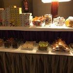 Sección dietética y productos sin gluten