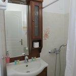 Bathroom in Room 317