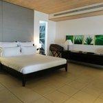 Ocean view Suite - really modern beautiful rooms