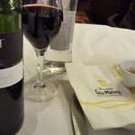 Nice wine at Casa Marieta, Girona