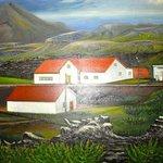 Hreðavatnsskáli in original form