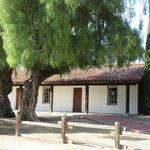 Jose Higuera Adobe Building and Park - Historic Bldg, Picnic Area, Kids Play Area (Milpitas, Ca)