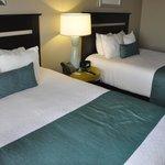 Bedroom in room 324