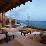 Capella Ixtapa Oceanview Deluxe Terrace View