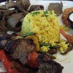"The ""Sheik Dinner"""