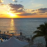 beautiful sunset every night