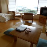Japanese/Western Ocean View room