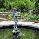 Fountain in Terrace Garden