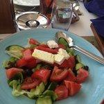 Village Salad at Nautica