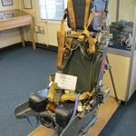 Same type of ejector seat used on the fatal day