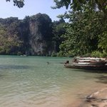 View from front of Sunrise Tropical - Railay East