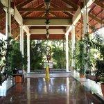 Tropical reception
