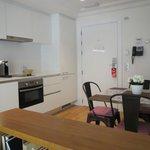 Kitchen / Entrance Level
