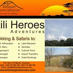 Kilimanjaro Heroes Adventures - Day Tours