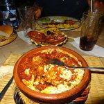 Plats typiques marocains