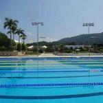 สระว่ายน้ำมาตรฐานโอลิมปิค 50 เมตร