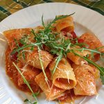One of the pasta dishes at Divino